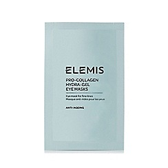 ELEMIS - 'Pro-Collagen' hydra-gel eye mask 6 pack