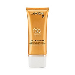 Lancôme - 'Soleil Bronzer' SPF 30 smoothing protective cream 50ml