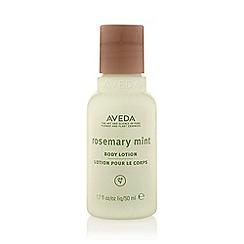 Aveda - 'Rosemary Mint' body lotion 50ml