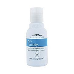 Aveda - 'Dry Remedy' moisturising shampoo 50m