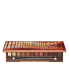 Urban Decay - Naked Heat' eye shadow palette 1.3g x 12