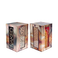 Urban Decay - Limited Edition 'Naked' 4Some Vault Makeup Palette Set