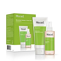 Murad - 'Resurgence' renewing cleansing cream toner duo set