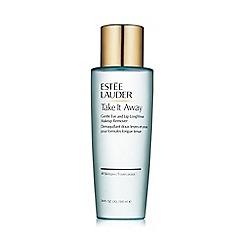 Estée Lauder - 'Take It Away' longwear make up remover lotion 100ml