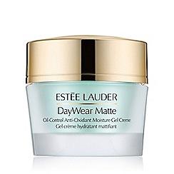 Estée Lauder - 'Day Wear Matte' antioxidant moisture gel cream 50ml