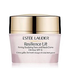 Estée Lauder - 'Resilience Lift' SPF 15 cream 50ml