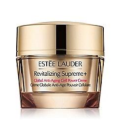 Estée Lauder - 'Global Anti-Aging Cell Power Creme' face cream 50ml