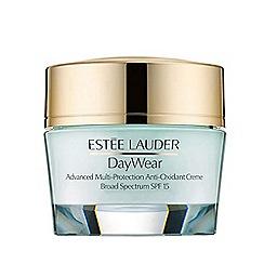 Estée Lauder - 'Daywear' advanced multi-protection anti-oxidant SPF 15 cream 30ml
