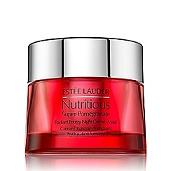 Estée Lauder - 'Nutritious' Super-Pomegranate Radiant Energy Night Cream 50ml