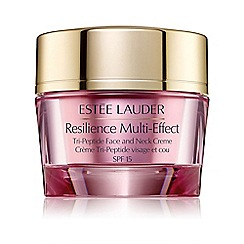 Estée Lauder - 'Resilience Multi Effect' Normal/Combination Skin Face and Neck Cream 50ml
