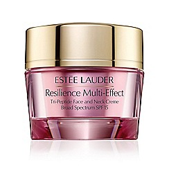 Estée Lauder - 'Resilience Multi Effect' Dry Skin Face and Neck Cream 50ml