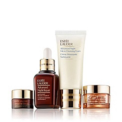 Estée Lauder - Limited Edition Powerful Night-time Renewal Skincare Gift Set