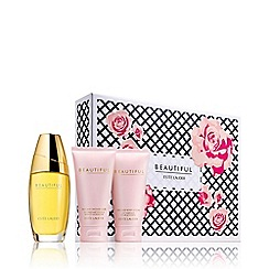 Estée Lauder - 'Beautiful - Romantic Favourites' eau de parfum gift set