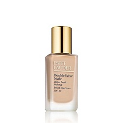 Estée Lauder - 'Double Wear' nude water fresh SPF30 liquid foundation 30ml
