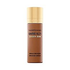 bareMinerals - 'Bareskin' sheer sun serum bronzer 30ml
