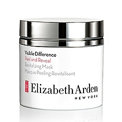 Elizabeth Arden - 'Visible Difference' peel and reveal revitalising mask 50ml