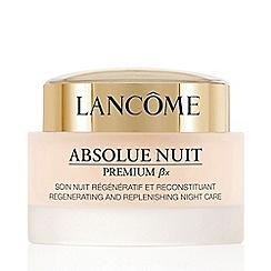 Lancôme - 'Absolue Premium &szligx' night care cream 75ml