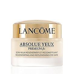 Lancôme - 'Absolue Premium &szligx' regenerating and replenishing eye care cream 20ml