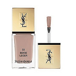 Yves Saint Laurent - La Laque Couture in 22 Beige Leger