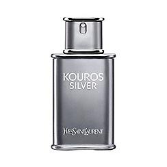 Yves Saint Laurent - Kouros' silver eau de toilette spray 100ml