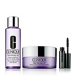 Clinique - 'Hi Lash Bye Lash' make up gift set