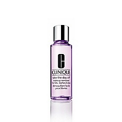 Clinique - 'Take The Day Off' makeup remover for lids, lashes & lips