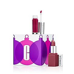 Clinique - 'Pop Treats' Lipstick And Lip Gloss Gift Set