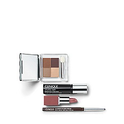 Clinique - 'All About Nudes' make up gift set