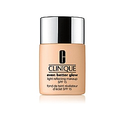 Clinique - 'Even Better Glow&#8482' light reflecting liquid foundation SPF 15 30ml