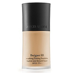 ARMANI - 'Designer' lift liquid foundation 30ml