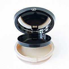ARMANI - 'Luminous Silk' compact empty case