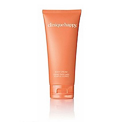 Clinique - 'Happy' body cream 200ml