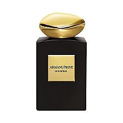 ARMANI - Armani Priv ' mille et une nuits oud royal eau de parfum