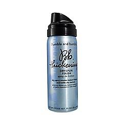 Bumble and Bumble - Thickening dryspun finish hairspray