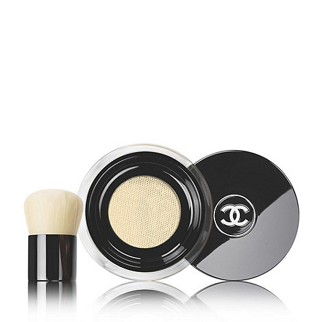 CHANEL - VITALUMIÈRE Loose Powder Foundation with Mini Kabuki Brush SPF 15