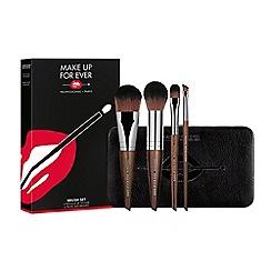 MAKE UP FOR EVER - 'Artisan' brush gift set