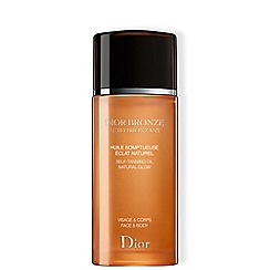 DIOR - 'Dior Bronze' self tanning oil 200ml