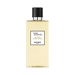 Hermès - Terre d'Hermès' hair and body shower gel 200ml