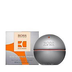 HUGO BOSS - 'Boss in Motion' Eau De Toilette