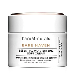 bareMinerals - 'Bare Haven' essential moisturising cream 50ml