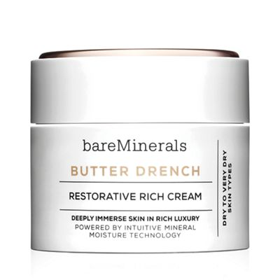 Bare Minerals   'butter Drench' Restorative Rich Cream 50ml by Bare Minerals