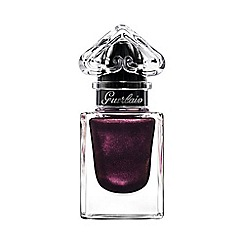 GUERLAIN - 'La Petite Robe Noire' black perfecto no. 007 nail polish 8.8ml