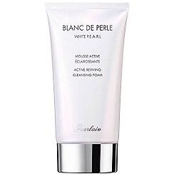 GUERLAIN - 'Blanc de Perle' active reviving cleansing foam 150ml