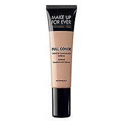 MAKE UP FOR EVER - Full cover extreme camouflage cream 15ml