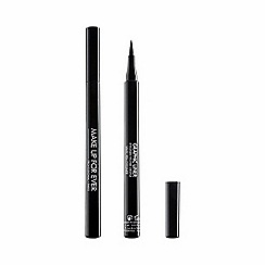 MAKE UP FOR EVER - Graphic liner bright black eyeliner 1ml