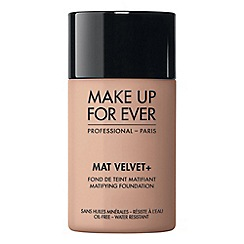 MAKE UP FOR EVER - 'Mat Velvet+' liquid foundation 30ml