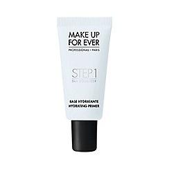 MAKE UP FOR EVER - 'Step 1' skin equaliser hydrating primer 15ml