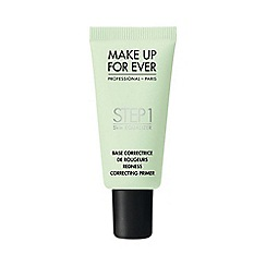 MAKE UP FOR EVER - 'Step 1' skin equaliser redness correcting primer 15ml