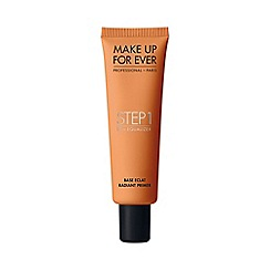 MAKE UP FOR EVER - 'Step 1' skin equaliser caramel radiant primer 30ml