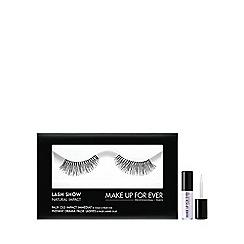 MAKE UP FOR EVER - 'Lash Show' natural impact no. N103 false eyelashes
